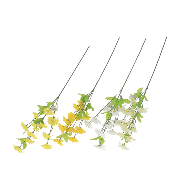 Kwiaty sztuczne kwiat polny
