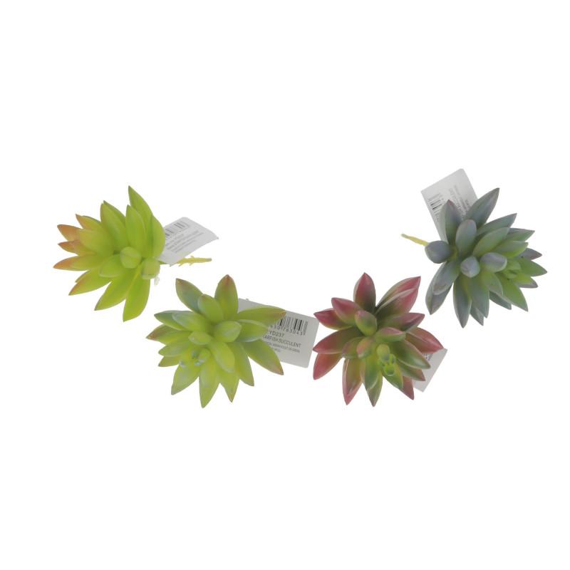Kwiaty sztuczne sukulent rozgwiazda