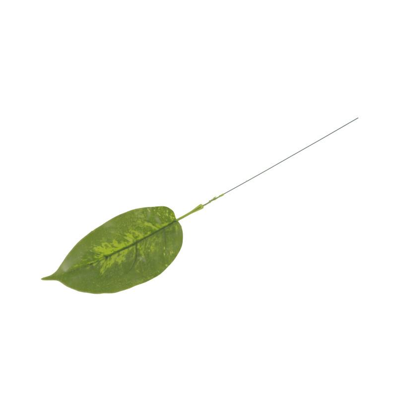 Kwiaty sztuczne liść pothos 46cm