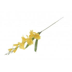 Kwiaty sztuczne mieczyk śr.
