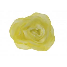 Kwiaty sztuczne wielka róża wyrob