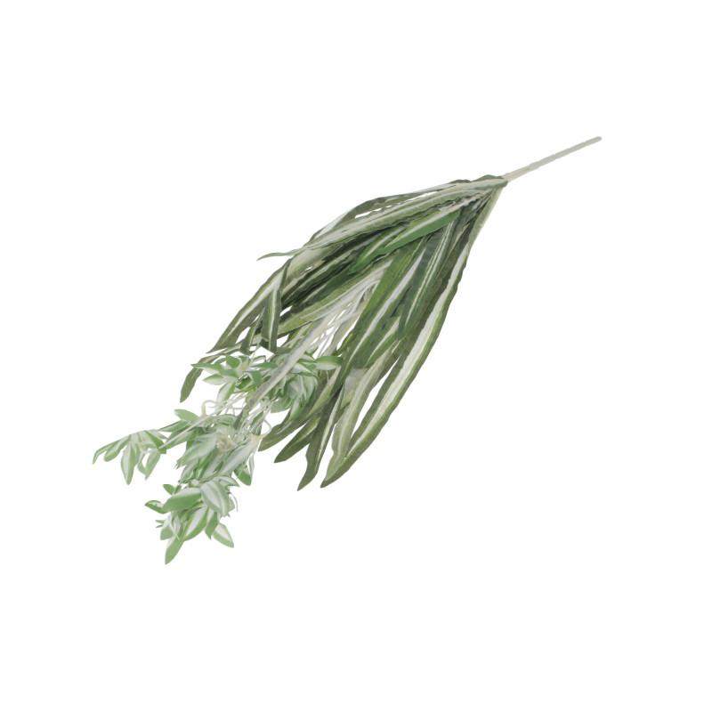 Kwiaty sztuczne roślina zielona
