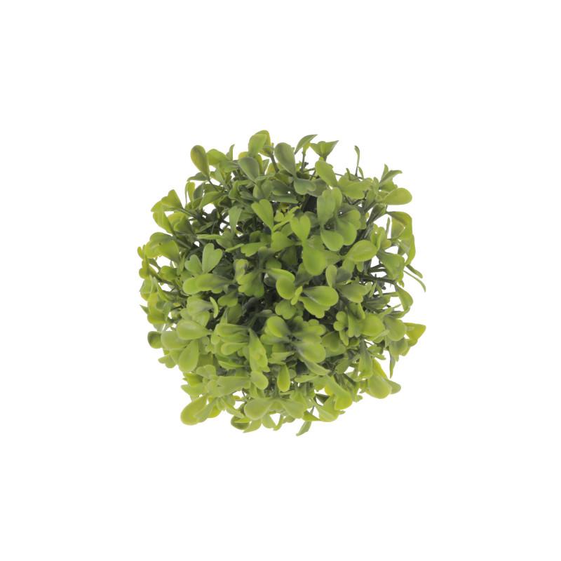 Kwiaty sztuczne kula bukszpanowa 12green
