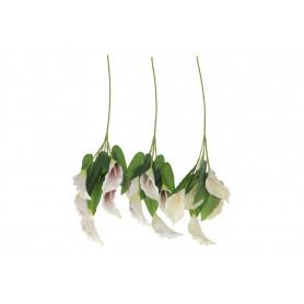 Kwiaty sztuczne Lilia pojedyncza