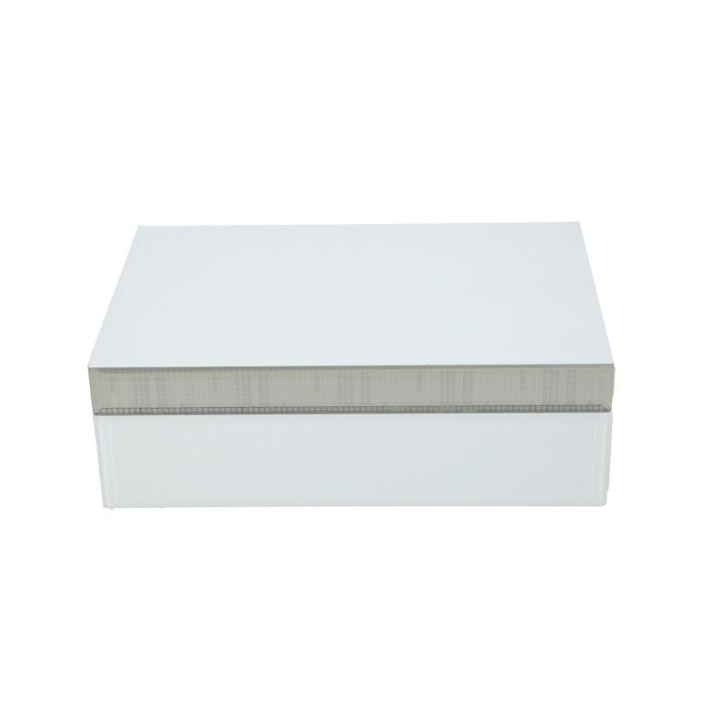 Szkatułka lustrzana 24,5x16,5x8CM