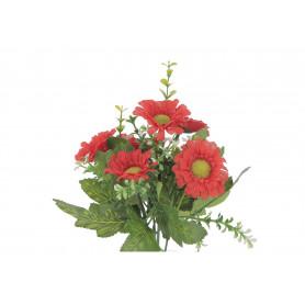 Искусственные цветы букет маргариток