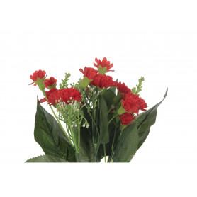 GOŹDZIK (bukiet)-Kwiaty sztuczne