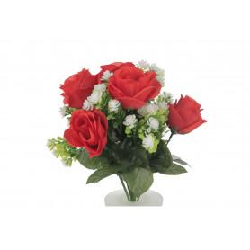 Kwiat sztuczny bukiet róż