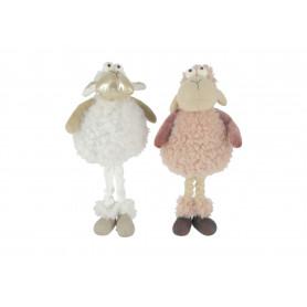 Pluszowa owca stojąca duża