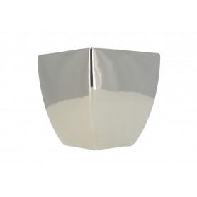 Ceramiczny wazon 14,5x14,50 cm
