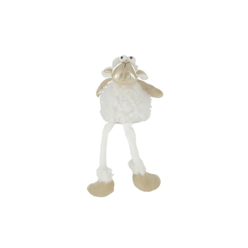 Plusz owca siedząca średnia