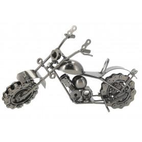 Motocykl metalowy wysokość 26 cm