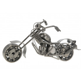 Metalowa replika motocykla 20 cm