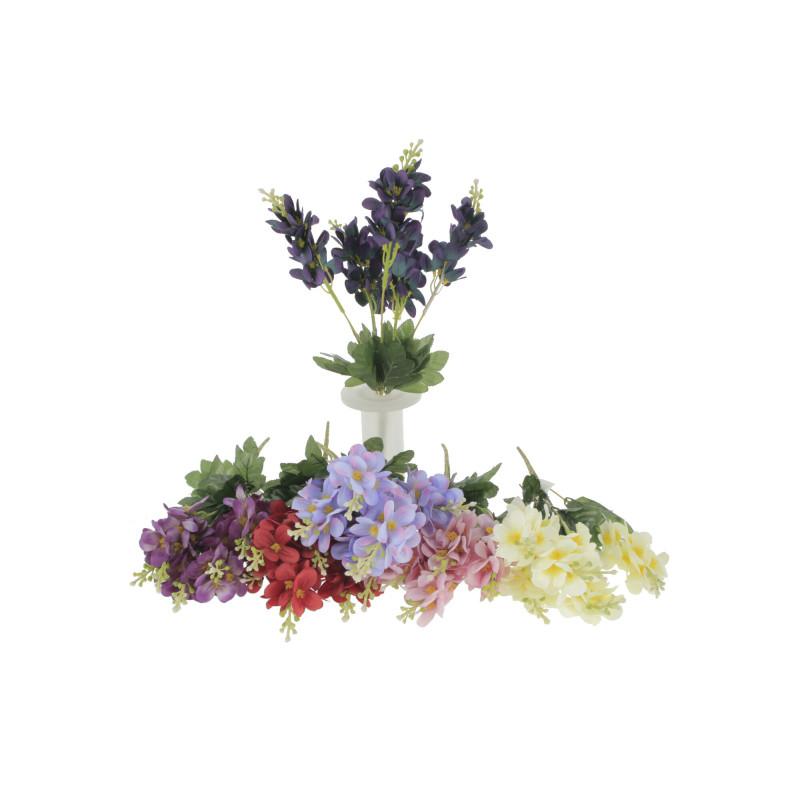 Kwiaty sztuczne bukiet frezja