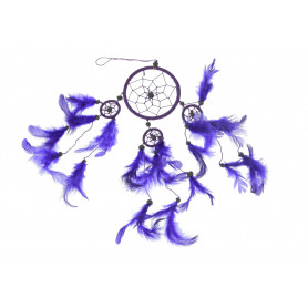Sznurkowy łapacz snów dreamcatcher 9cm
