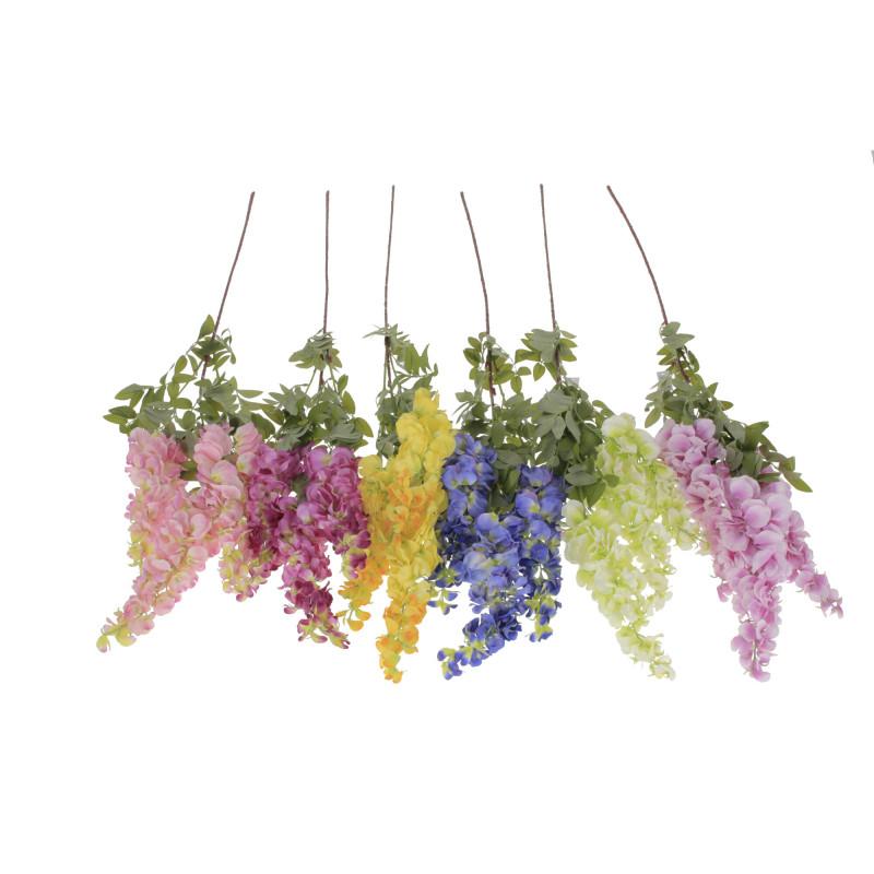 Kwiaty sztuczne wisteria x3