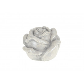Gipsowy róża duża