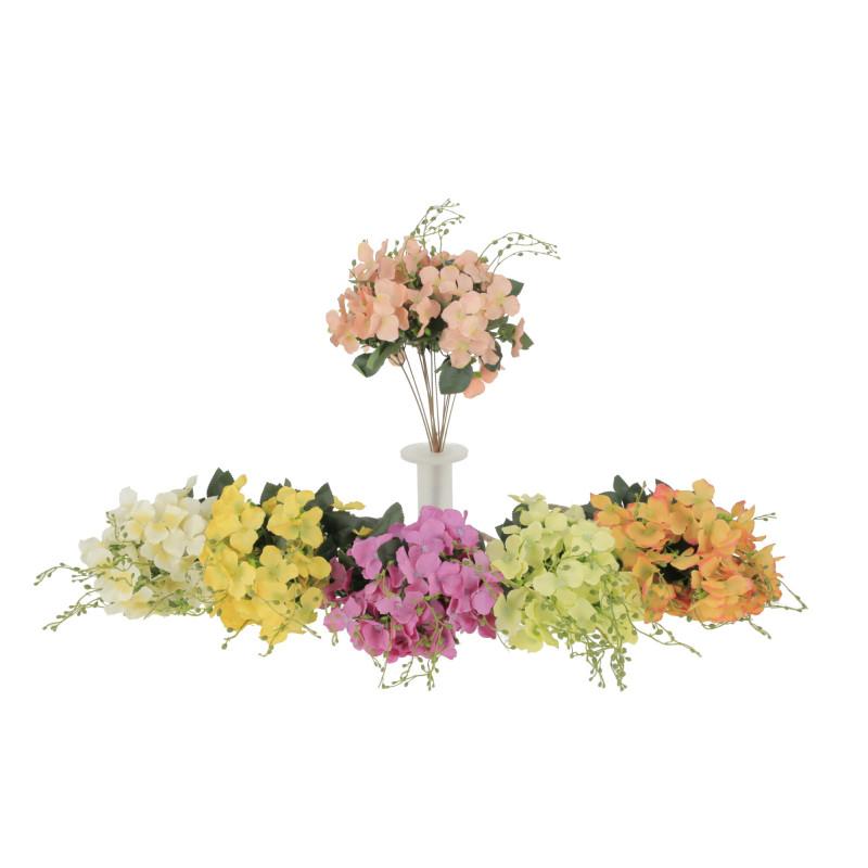Kwiaty sztuczne gałązka groszek