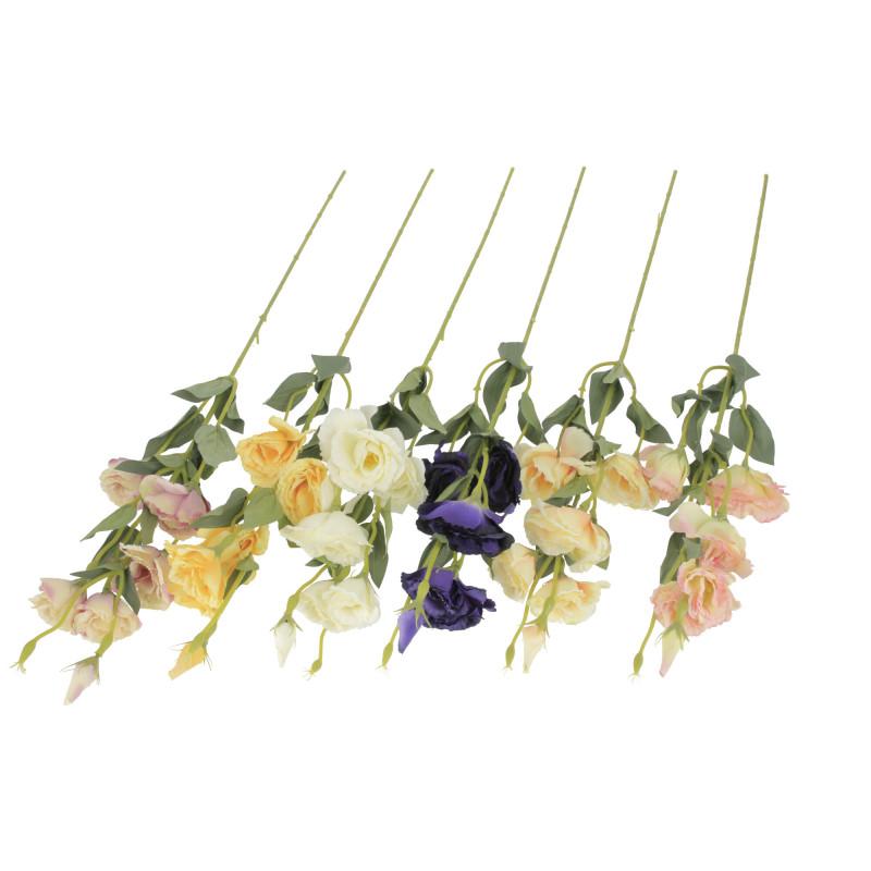 Kwiaty sztuczne Eustoma