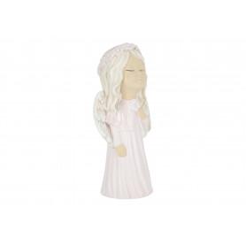 Ceramika figurka Emilka wianuszek