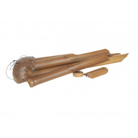 Drewno gong  60 cm
