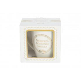 Ceramiczny kubek KOMUNIA 350ml