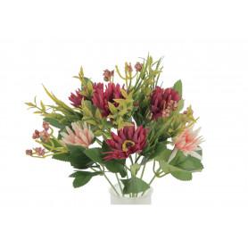Kwiaty sztuczne rumianek bukiet