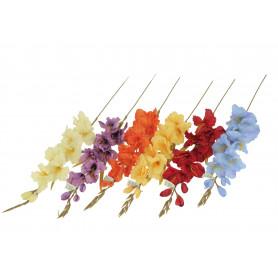 Искусственные цветы: гладиолус