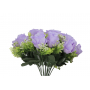 Kwiaty sztuczne habry,maki ,rumianek
