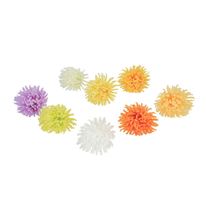 Kwiaty sztuczne chryzantema wyrobowa