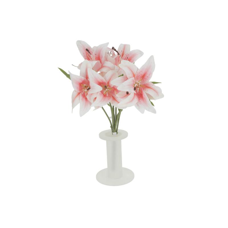 Kwiaty sztuczne lilia tygrysia bukiet