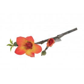 Kwiaty sztuczne magnolia gałązka