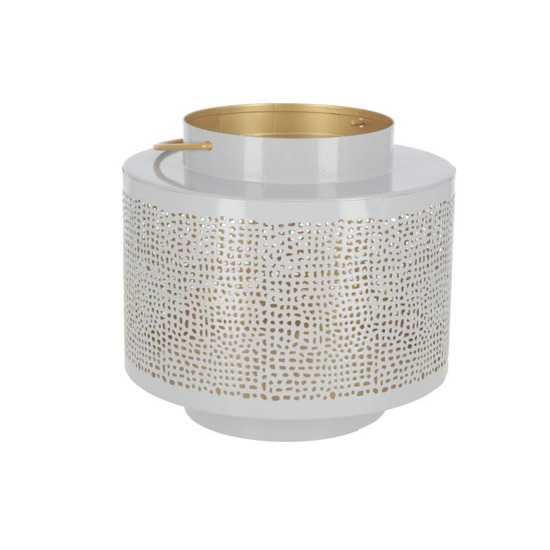 Metalowa latarnia LALI 20x18cm