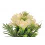 Kwiaty sztuczne bukiet magnolie