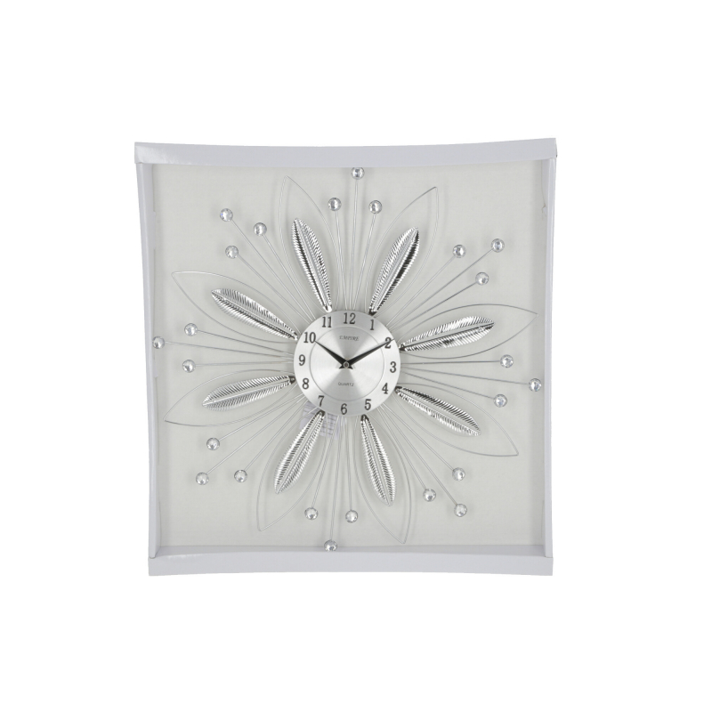Zegar ścienny 50x50x4 cm