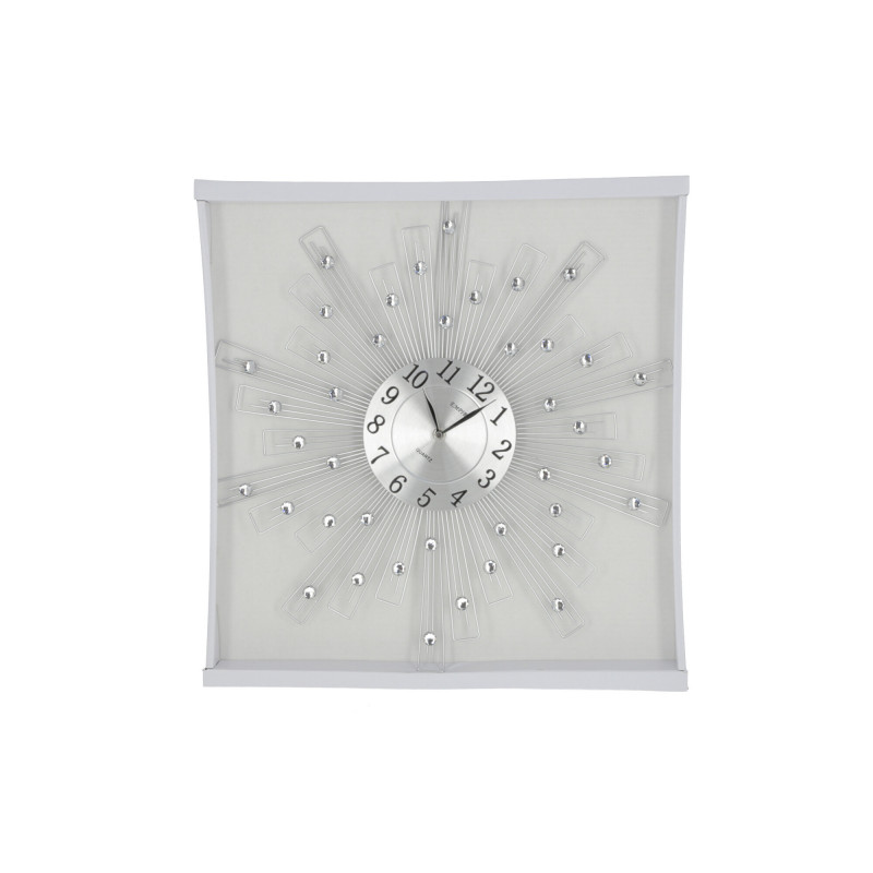 Zegar ścienny 50x50x5 cm