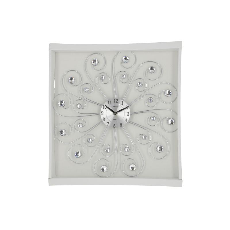 Zegar ścienny 33x33x4 cm