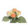 Kwiaty sztuczne bukiet róż i lilii
