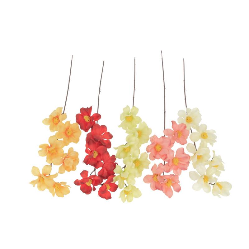 Kwiaty sztuczne storczyk poj