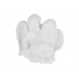 Gipsowy anioł z serduszkiem