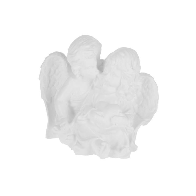 Гибсовый ангел с сердцечком