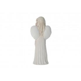 Ceramika figurka Małgosia kieszonki