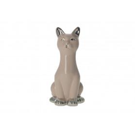 Ceramiczny kot 13x12x25cm