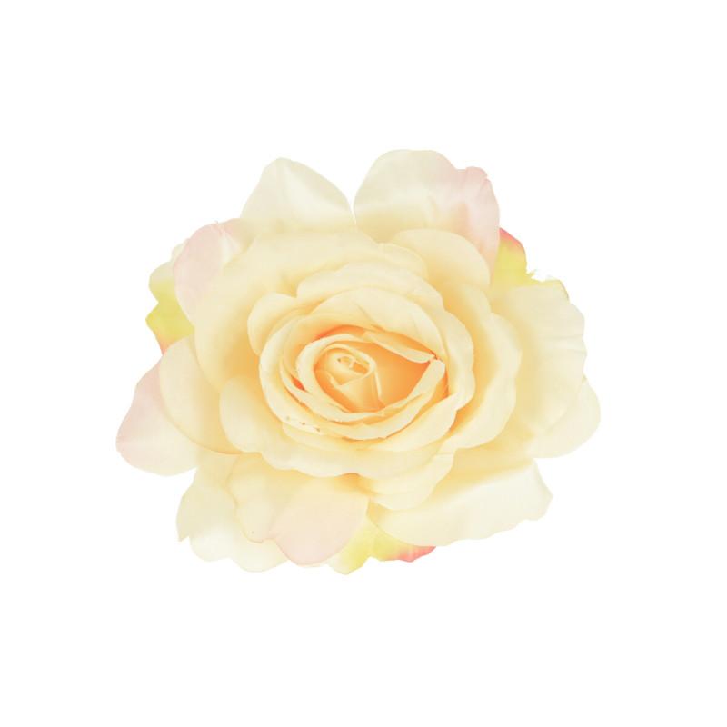 Kwiaty sztuczne róża wyrob