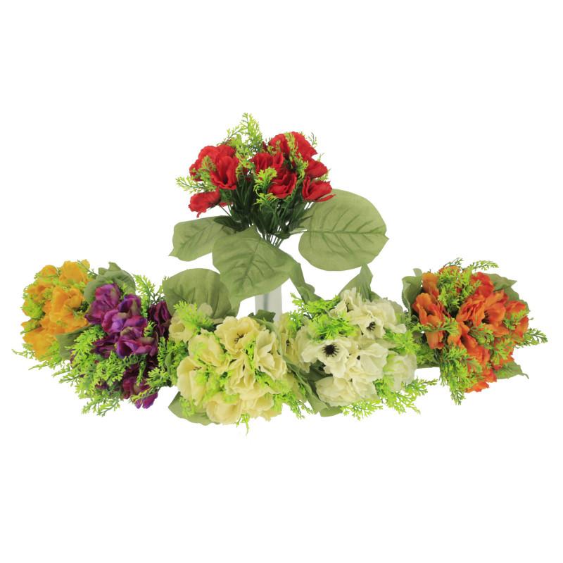 Kwiaty sztuczne b. anemon