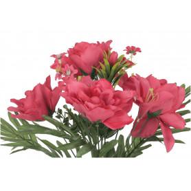 Kwiaty sztuczne bukiet lilii