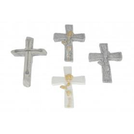 Gipsowy krzyż mały