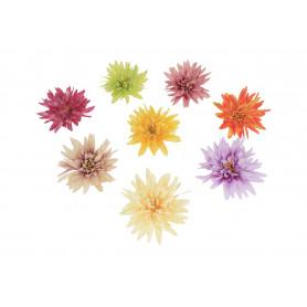 Kwiaty sztuczne dalia wyrobowa