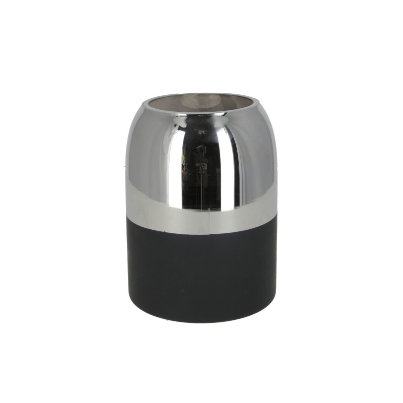 Ceramika wazon Rita Black 16x11cm