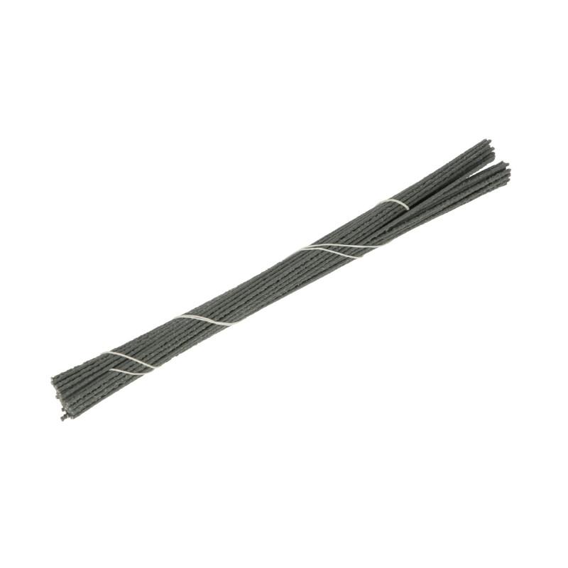 Metalowy drut chropowaty